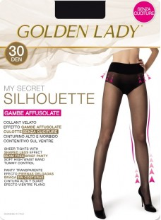 GOLDEN LADY MY SECRET SILHOUETTE 30 DEN