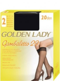 GOLDEN LADY GAMBALETTO 20 DEN