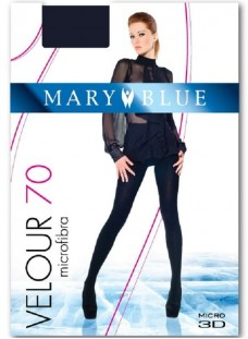 MARY BLUE VELOUR 70