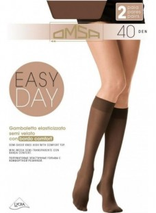 OMSA EASY DAY GAMBALETTO 40 DEN