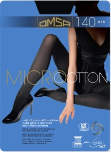 OMSA MICRO&COTTON 140 DEN